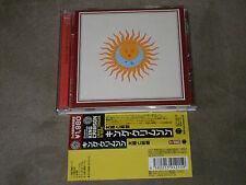 King Crimson  Larks Tongues in Aspic Japan CD