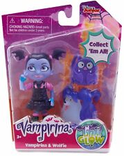 Disney Junior Vampirina Best Ghoul Friends - Vampirina and Wolfie Figure Set
