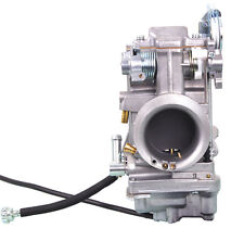 Mikuni Corporation HSR 42mm Carburetor Only, Polished - TM42-6PK