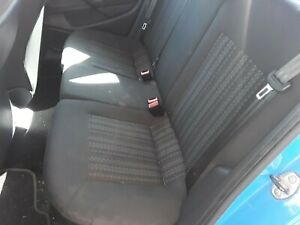 VOLKSWAGEN POLO 6R  RIGHT REAR 2ND SEAT