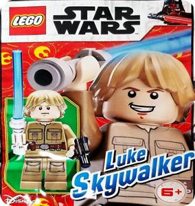 LEGO® Star Wars™ - Luke Skywalker - 912065 - Polybag - NEU/OVP