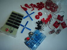 FischerTechnik Alternative Energy Parts Solar Fuel Cell Electromagnet Micromotor