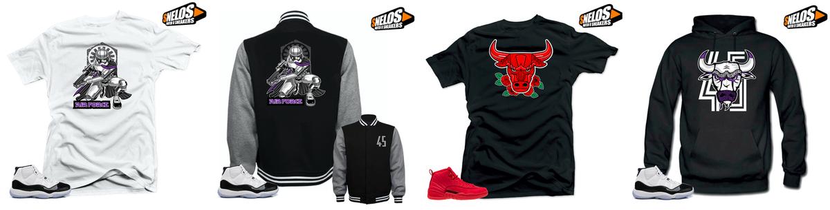 sale retailer f98e2 3ed90 SNELOS (Match U Sneakers)