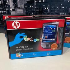 Classic HP iPaq 114 Handheld PDA (FA982AT#ABB) 100% Genuine (Brand New & Sealed)