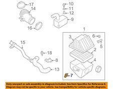 NISSAN OEM Air Cleaner Intake-Box Housing Clip Clamp 1659886G0A