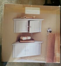 Restore & Restyle American cottage set of two shelves