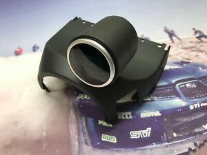 01 05 Bmw E46 5 Series Single Gauge Pod 52mm Steering Wheel Column Trim OCP