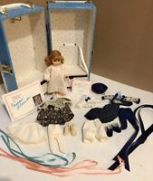 ANNE of Green Gables Storyland #26421 MADAME ALEXANDER Complete Doll & Trunk Set