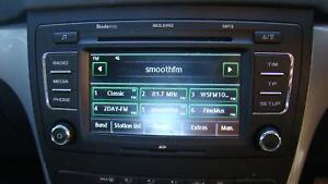 SKODA YETI BOLERO RADIO/ CD PLAYER, 5L, 09/11- 17