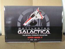 *#1 BATTLESTAR GALACTICA STARSHIPS COLLECTION VIPER MARK II TREK WARS STAR