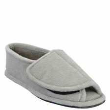 MUK LUKS Adjustable Open Toe Full Foot Men's Slipper