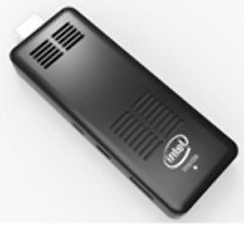 Intel Inside Compute Stick with Windows 10 - Intel Atom Z8350 Quad Core CPU