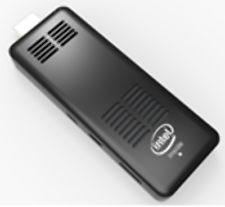 INTEL Inside Compute Stick with Windows 10 Intel Atom Z8350 Quad Core CPU