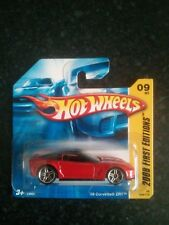 Hot Wheels L99242009 First Editions9/402009 Chevy Corvette ZR19/172