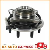 FRONT WHEEL BEARING & HUB ASSEMBLY FOR FORD F150 4WD 2011 2012 2013 2014 7 STUDS