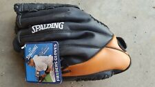 """12"""" Spalding fielders glove, youth right hand thrower, model 18765, new w tags"""