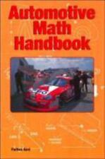 Automotive Math Handbook-ExLibrary