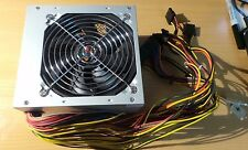 LOGISYS 480W ATX COMPUTER POWER SUPPLY DUAL 80MM FAN 6-PIN PCIE