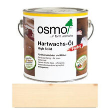 Osmo Hartwachs-Öl Farbig weiß 2,5 l TOP NEUWARE
