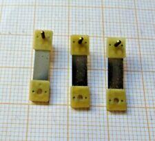 3 kleinere Pendelfedern für Tischuhren,etc..,Stahl gute Qualität.1
