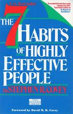 The 7 Habits of Highly Effective People - Stephen R. Covey    P0109
