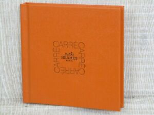 HERMES CARRE Express Yourself with Your Hermes Scarf Art Photo Fan 1998 Ltd Book