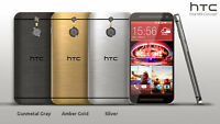 HTC One M9 - 32GB, 3GB RAM (Unlocked) Smartphone for Parent, Kids, Student, Work