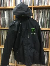 (SEALED) MONSTER ENERGY ATHLETE ONLY WINTER SPORTS JACKET / RARE REDBULL UFC