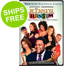 King's Ransom (DVD 2005) NEW, Sealed, Anthony Anderson, Jay Mohr, Charlie Murphy