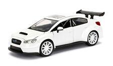 Jada Toys Fast & Furious 8 Diecast Subaru WRX STI Vehicle (1 24 SC Japan IMPORT