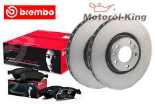 Brembo Bremsscheiben + Beläge AUDI TT (8N9)(8N3) HA 230MM