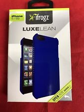 ZAGG iFrogz Luxe Lean Phone Case (Apple iPhone 5) (blue) IP5LL-BLU ✔➔➨☆➨✔➨☆➔➨➨☆