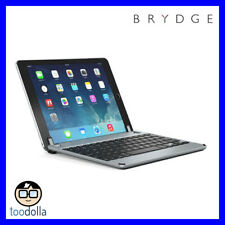 BRYDGE 9.7 Bluetooth Keyboard aluminium, iPad 9.7 (2018/2017,Pro 9.7) Space Grey