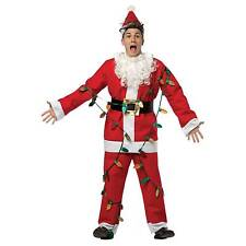 adult national lampoons christmas vacation santa suit costume by rasta imposta 4