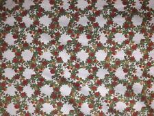 vintage LIBERTY Cotton Fabric Panel ALBERTINE Collection PRISCILLA CUTTER A/F