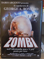 DVD -ZOMBI - GEORGE A.ROMERO DARIO ARGENTO- 1992  A8