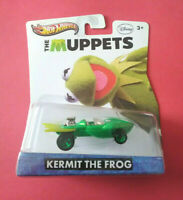 HOT WHEELS - THE MUPPETS - KERMIT THE FROG - LONGUE CARTE 2012 - Y0765 - R 6029