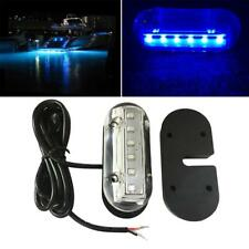 12V Blue LED Boat Underwater Light Yacht Tail Lamp FISHING Fish Lights