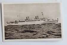 27351 PC ship MS Victoria Luxus-Express Europa-Ägypten via Triest  Venedig 1930