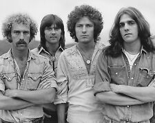 Eagles Rock Band - 8x10 B&W Photo