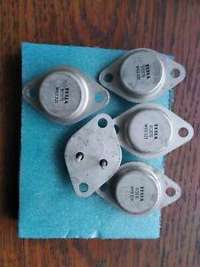 DDR Transistoren Zur Auswahl 5 Stück