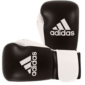 Adidas Glory Competition Boxing Gloves 100% Real Cow Leather