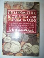The Coin age Guide Book Beginner Investing Vintage 1987