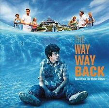 The Way Way Back by Original Soundtrack (CD, 2013, Columbia (USA) NEW SEALED