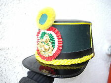 CAPPELLO KEPI  BERRETTO BANDA MILITARE allievo maresciallo Guardia Di Finanza