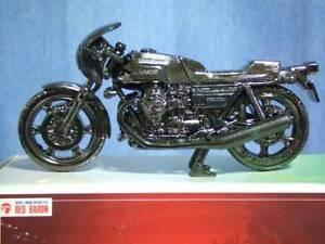 ## Moto Guzzi 850 LeMans DieCast Model Heavy black RARE