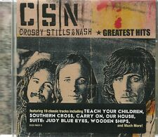 CD (NEU!) . Best of CROSBY STILLS & NASH (Carry on Marrakesh Express mkmbh