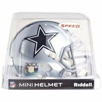 Dallas Cowboys NFL Replica Speed Mini Football Riddell Helmet