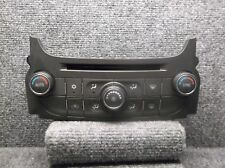 2013 2014 2015 Chevrolet Malibu AC Heat Switch Climate Control Unit 22854788