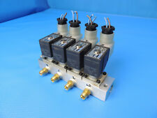 SMC 4x Pneumatic Valve VX2111 110V Ventilinsel Inkl. MwSt